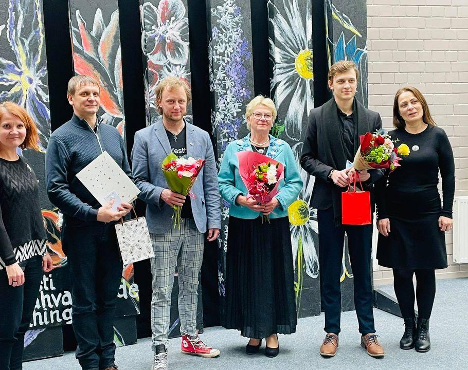 Eesti Rahvamajade Ühing tunnustab tegijaid