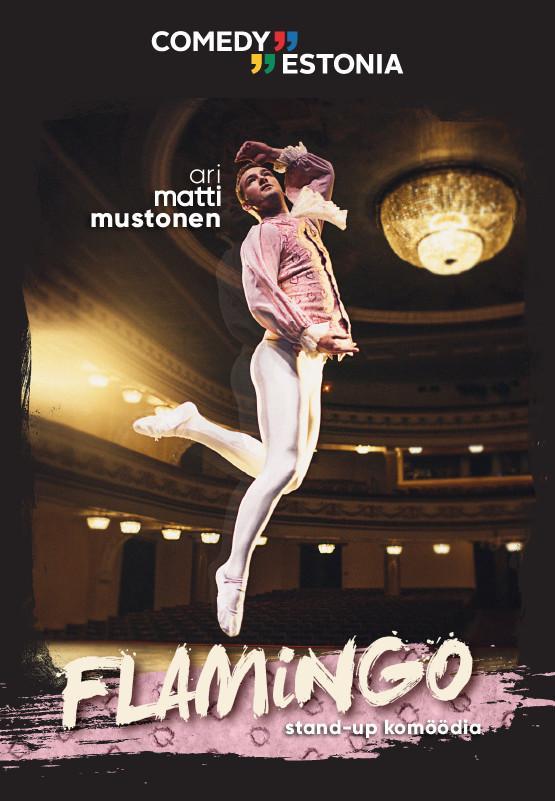 """Ari Matti Mustonen """"Flamingo"""" (Comedy Estonia)"""